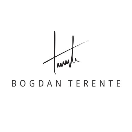 Logo | Bogdan Terente - fotograf nunta Iasi