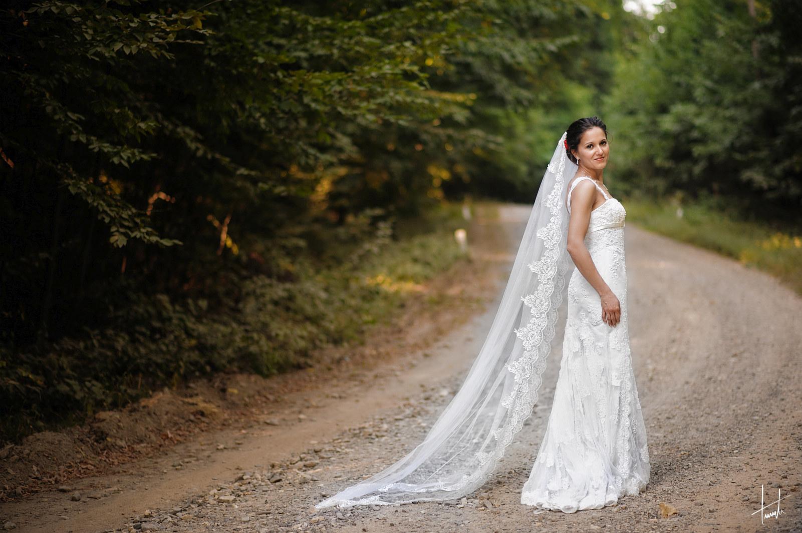 Nicoleta Alin - nunta Iasi foto 12
